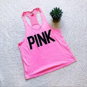 VS Pink // Pink tank